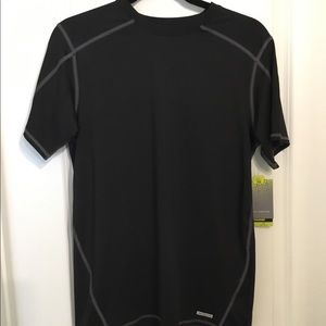 TEK GEAR black sport shirt